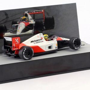 McLaren Honda MP4/6 #1 – Ayrton Senna – World Champion Formula 1 1991